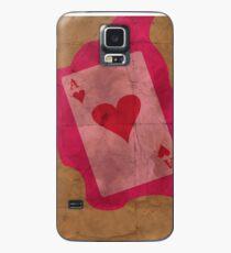 Gambit minimaliste Coque et skin Samsung Galaxy