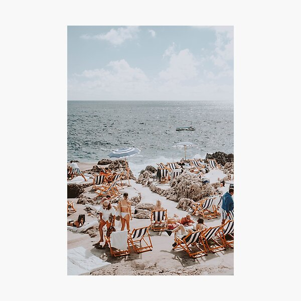 Capri, Italy Photographic Print