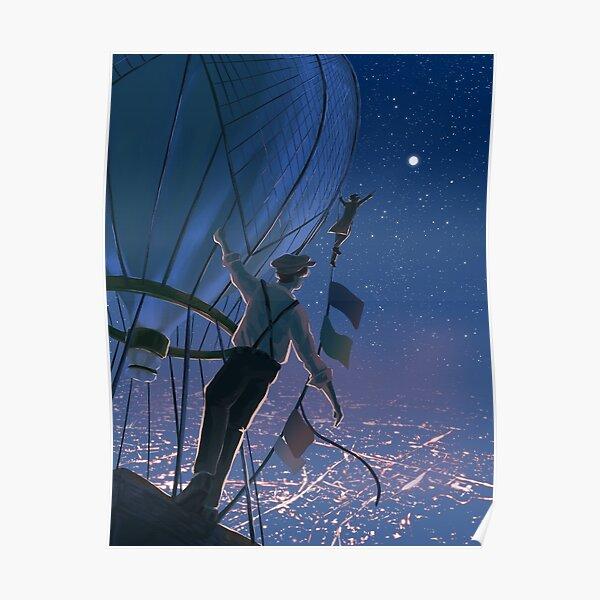 Atteignant les étoiles Poster