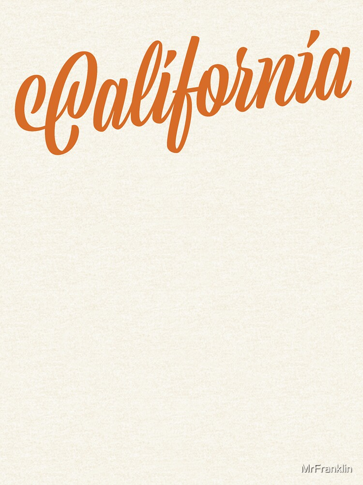California by MrFranklin