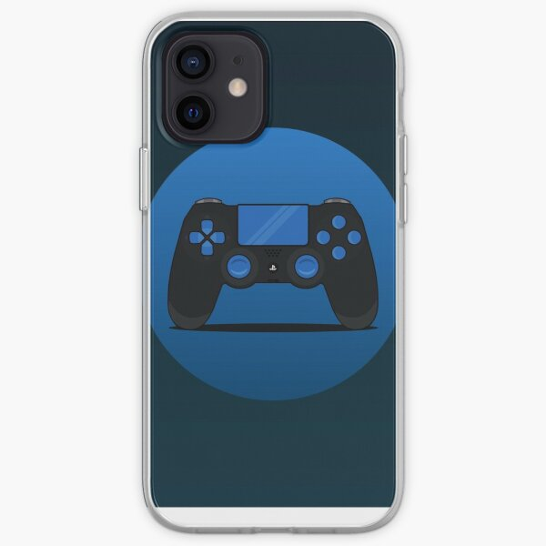 Gaming Controller Illustration iPhone Soft Case