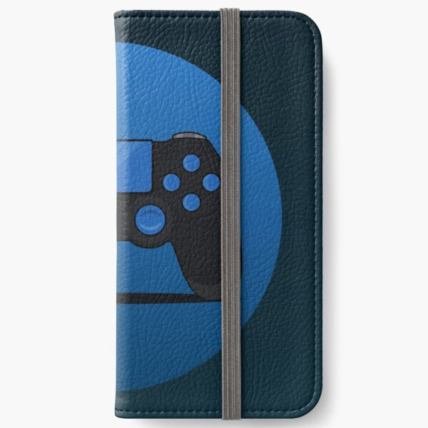 Gaming Controller Illustration iPhone Wallet