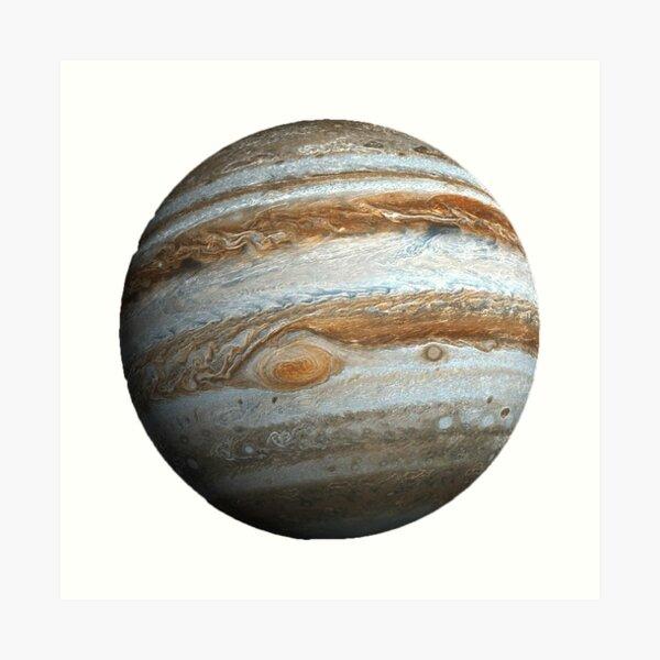 Júpiter Lámina artística