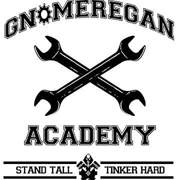 Gnomeregan Academy by gedaldra
