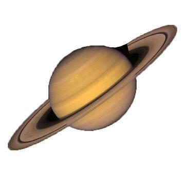 Saturn by tjrider93