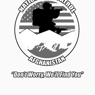 National Ski Patrol - Afghanistan by JerBear