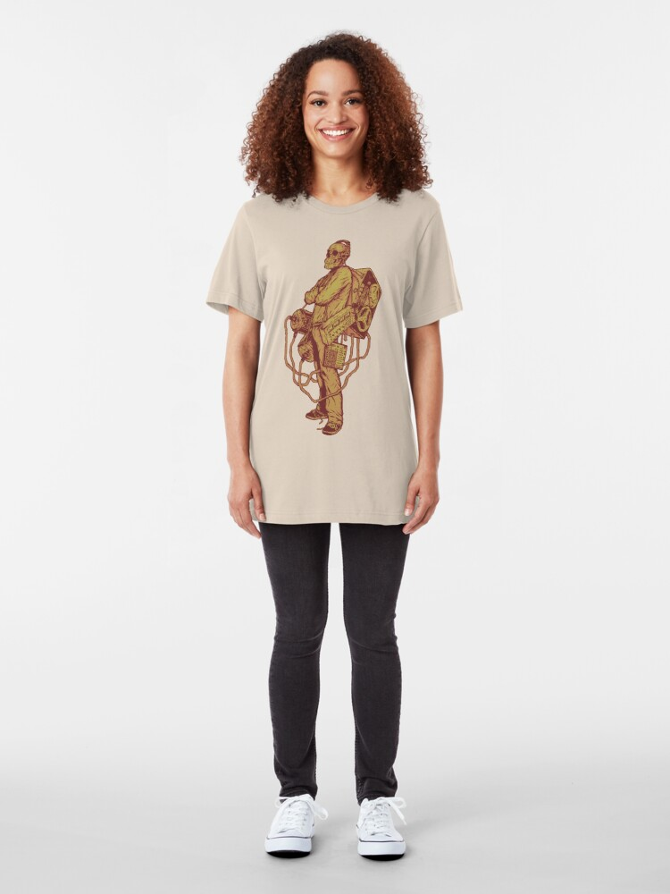 Alternate view of Malady Melody Slim Fit T-Shirt