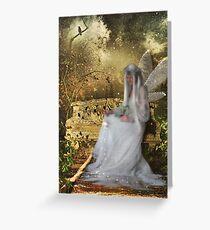 A Fairys Christmas Greeting Card