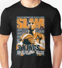 Kobe Bryant COVER Magazine Slim Fit T-Shirt