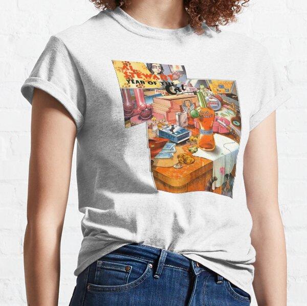 Al Stewart: Year Of The Cat Classic T-Shirt