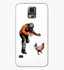 LEROY VS THE EVIL ZOMBIE CHICKEN! Case/Skin for Samsung Galaxy