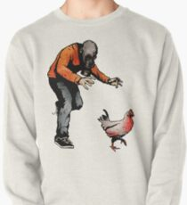 LEROY VS THE EVIL ZOMBIE CHICKEN! Pullover