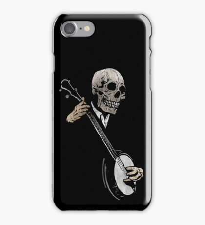 Skullboys' Banjo Blues iPhone Case/Skin