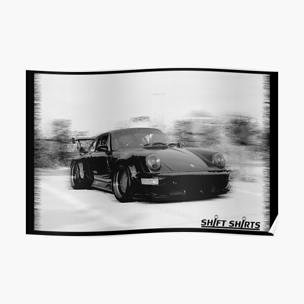 Rough World - Rauh Welt 964 Inspired T-Shirt Poster
