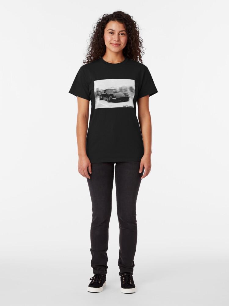 Alternate view of Rough World - Rauh Welt 964 Inspired T-Shirt Classic T-Shirt