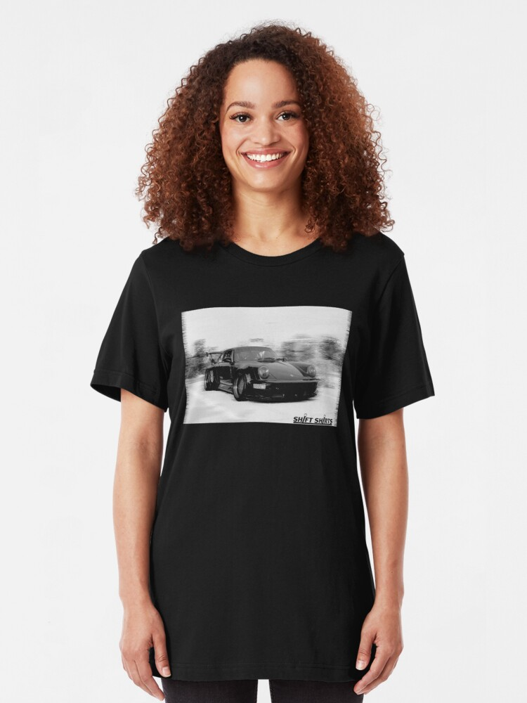 Alternate view of Rough World - Rauh Welt 964 Inspired T-Shirt Slim Fit T-Shirt
