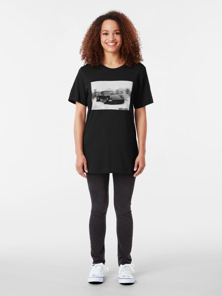 Alternate view of Rough World - Rauh Welt 964 Inspired T-Shirt Slim Fit T-Shirt