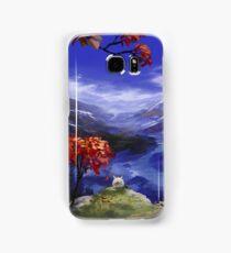 Chrono Trigger: Mountains're Nice Samsung Galaxy Case/Skin