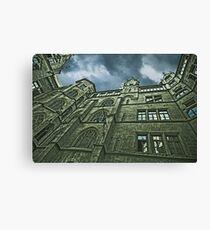 Gothic dream Canvas Print