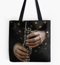 Keyed Tote Bag
