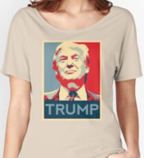 trump Women's Relaxed Fit T-Shirt