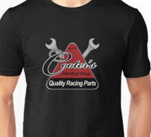 Cooter's Hot Rod Shop clean Unisex T-Shirt