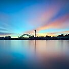 Sydney Harbour Bridge by Malcolm Katon