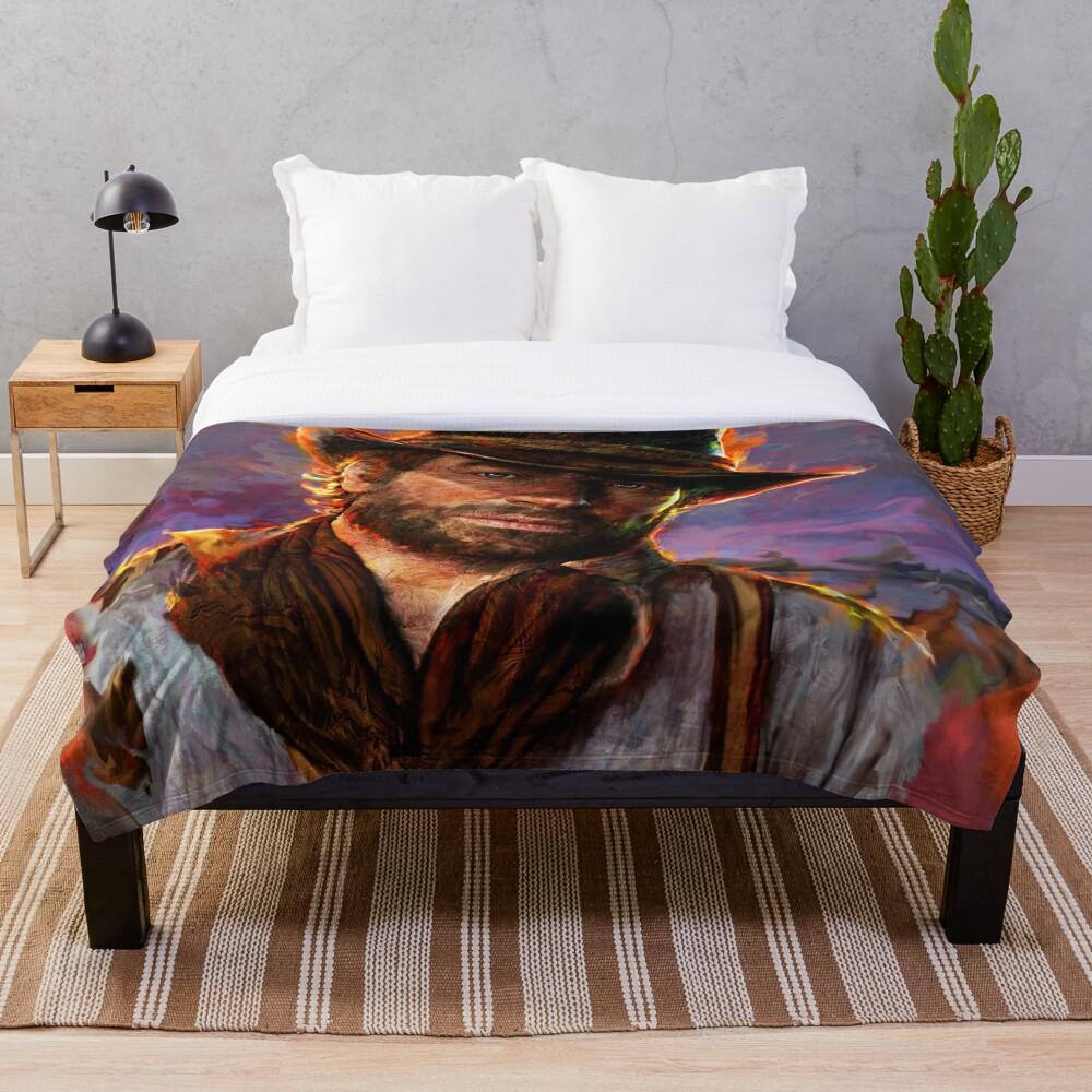 arthur Throw Blanket
