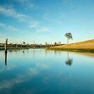 Cecil Hills Lake by Malcolm Katon