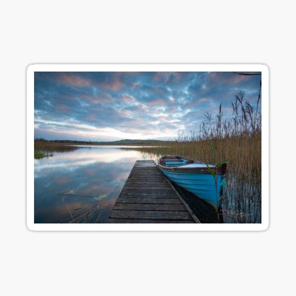 Ballycullinan Lake_3_20141028 Sticker