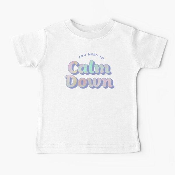 Calm Swift Down Baby T-Shirt