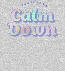 Calm Swift Down Kids Pullover Hoodie