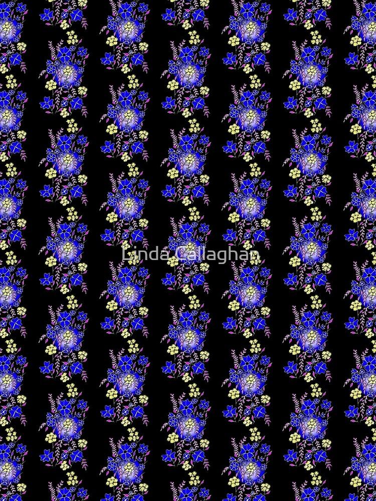 Blue Boquet by LindArt1