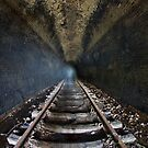 Helensburgh Rail Tunnel by Malcolm Katon