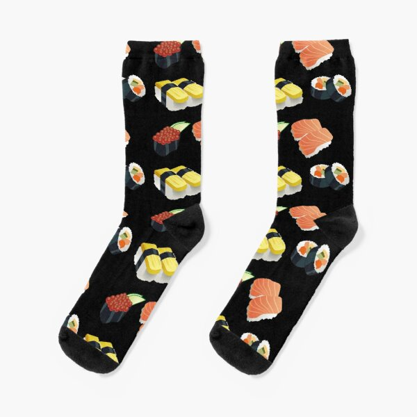 Sushi pattern Socks