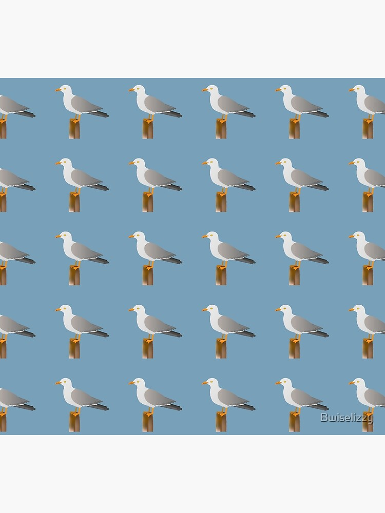 Seagull by Bwiselizzy