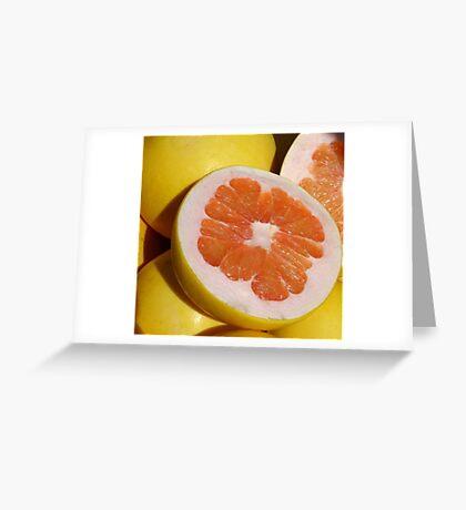 Juicy Greeting Card