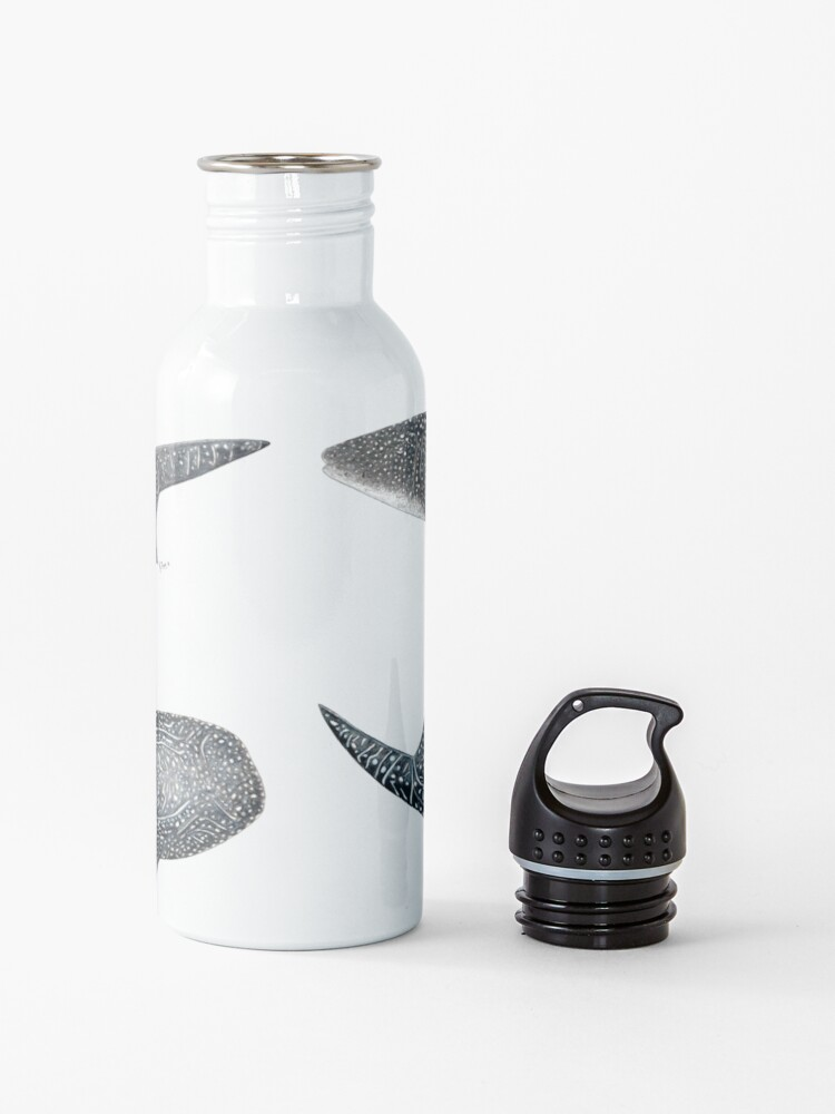 Alternate view of Whale sharks Rhincodon typus Water Bottle