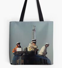 SHINGLE WATCH! Tote Bag