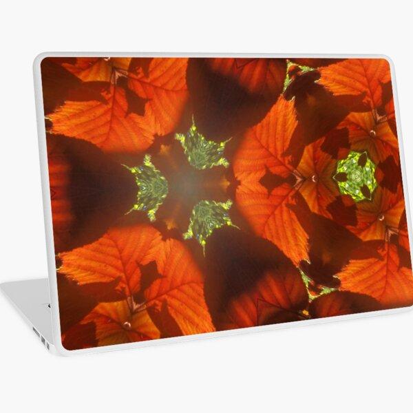 light leafes Laptop Skin