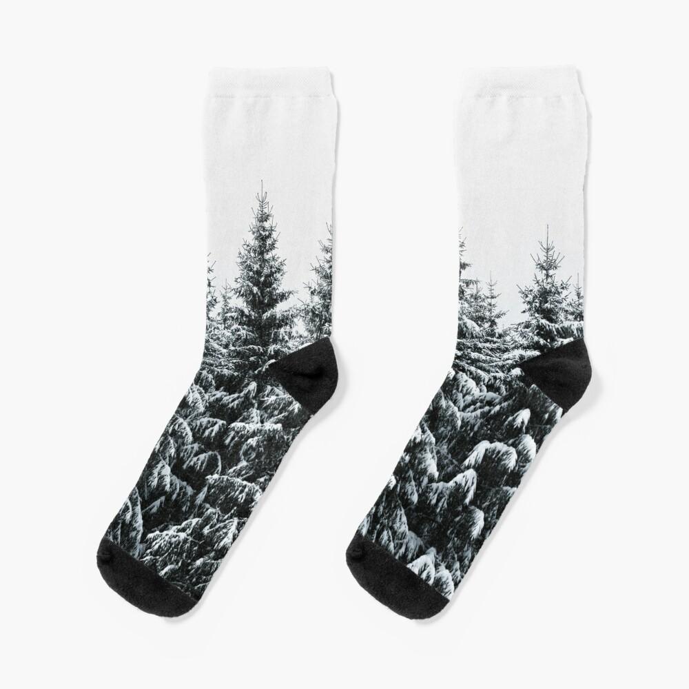 The White Bunch Socks