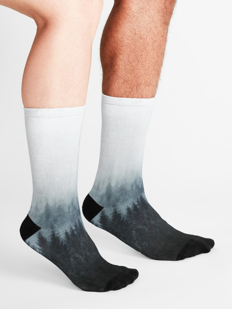 Alternate view of High And Low Socks