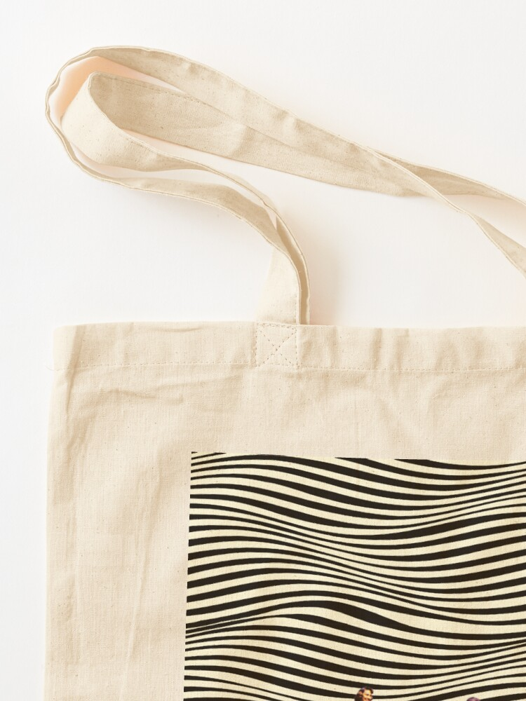 Alternate view of Illusionary Boat Ride Tote Bag