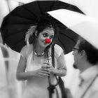Red Nose by SpiralPrints