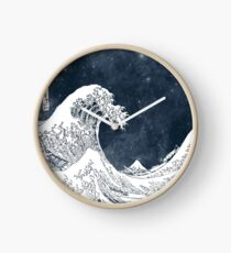 The Great Wave of a Star System Clock
