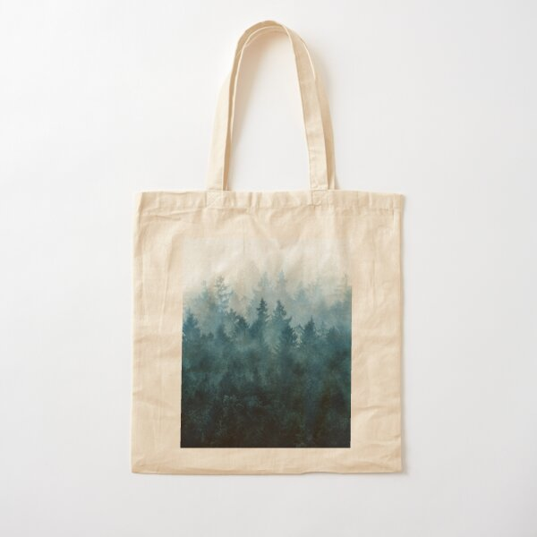 The Heart Of My Heart // So Far From Home Edit Cotton Tote Bag