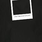 Memento minimalist movie poster by premedito