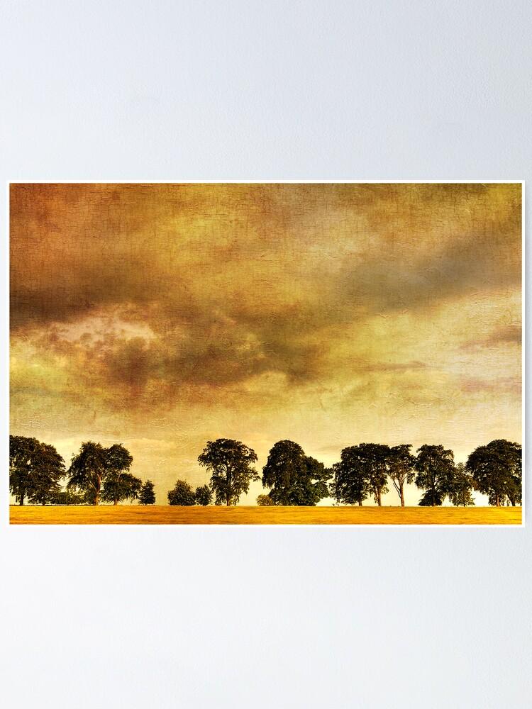 Alternate view of When Turner met Constable Poster