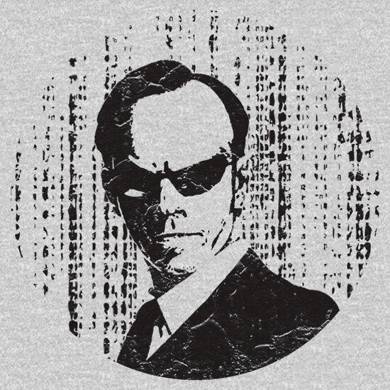 TShirtGifter presents: Agent Smith - The Matrix