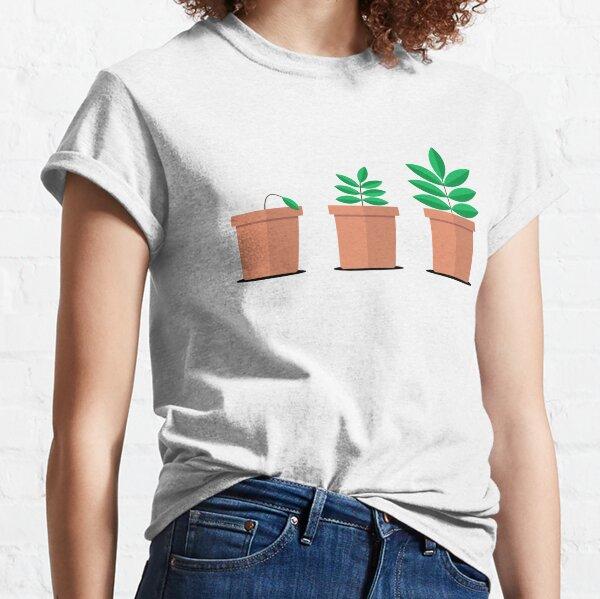 Evolution des Lebens Classic T-Shirt